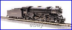 BROADWAY LIMITED 5953 N USRA Heavy Mikado CNJ #587 Paragon3 Sound/DC/DCC