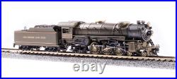 BROADWAY LIMITED 6225 N H Pacific 4-6-2 B&O 5314 Pres Lincoln Paragon3 Sound/DCC