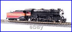BROADWAY LIMITED 6230 N Hvy Pacific 4-6-2 SP 2487 Daylight Paragon3 Sound/DC/DCC