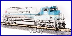 BROADWAY LIMITED N SD70ACe UP 4141 George Bush 41st Paragon3 Sound/DC/DCC 3474