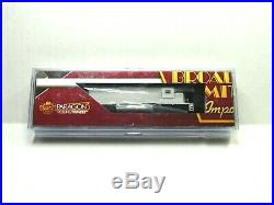 BROADWAY LIMITED PARAGON 3 N SCALE SD40-2 withSOUND/DCC UNDECORATED 3717