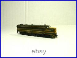 BROADWAY LIMITED PARAGON N SCALE ALCO PA WithSOUND & DCC NEW HAVEN 3845