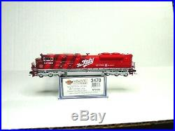 BROADWAY LIMITED PARAGON N SCALE SD70Ace WithSOUND&DCC UP 1988 HERITAGE MKT 3470