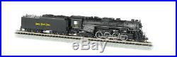 Bachmann 50952 N Nickel Plate 2-8-4 Berkshire Tender withSound & DCC #759