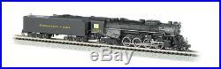 Bachmann 50953 N Chesapeake & Ohio 2-8-4 Berkshire Tender withSound & DCC #2724