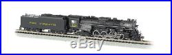 Bachmann 50955 N Pere Marquette 2-8-4 Berkshire Tender withSound & DCC #1225