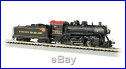 Bachmann 51355 N Western Maryland 2-8-0 DCC Econami Sound Value #751