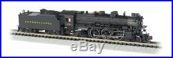 Bachmann 52851 N Pennsylvania 4-6-2 K4 Pacific & Tender withSound & DCC #1361