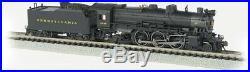 Bachmann 52853 N Scale PRR Class K4 4-6-2 Pacific DCC Sound Pennsylvania #5448