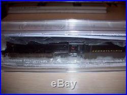 Bachmann 52853 N Scale Pennsylvania 4-6-2 K4 Sound & DCC #5448 Prewar Slat Pilot