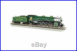 Bachmann 53451, N Scale, 4-8-2 Light Mountain Southern #1489 with DCC & Sound