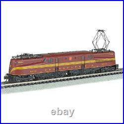 Bachmann 65352 PRR GG-1 #4913 Tuscan Red 5 Stripe DCC Sound Locomotive N Scale