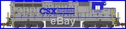 Bachmann 66457- EMD SD45 withSound & DCC - CSX N Scale Locomotive