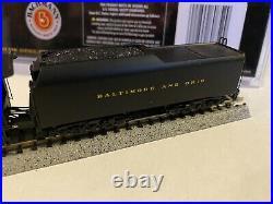 Bachmann 80852 N Train B&O EM-1 2-8-8-4 Steam Locomotive DCC SOUND VALUE withbox