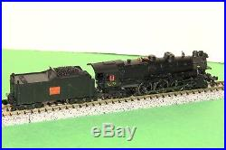 Bachmann Canadian National (CNR) K4 Pacific 4-6-2 DCC + Sound N Scale