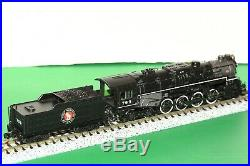 Bachmann Custom Great Northern (GN) Berkshire 2-8-4 DCC + Sound N Scale