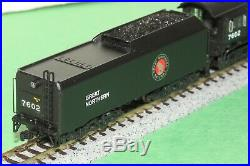 Bachmann DCC & Sound # 80851 EM-1 2-8-8-4 Great Northern (GN) N-Scale
