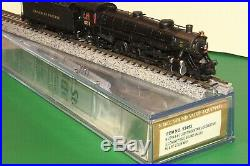 Bachmann DCC & Sound USRA 4-8-2 Light Mountain Canadian Pacific (CPR) N Scale