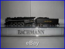 Bachmann N 50952 NKP (Nickel Plate Road) Berkshire 2-8-4 #759 withDCC & Sound NIB