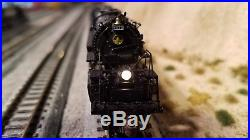 Bachmann N 80454 B&O 7614 EM-1 Large Dome 2-8-8-4 DCC NO SOUND No Caboose N