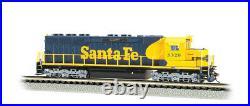 Bachmann N EMD SD45 Diesel Locomotive DCC Sound Santa Fe #5320 BAC66454