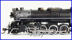 Bachmann N-Scale #50592 2-8-4 Berkshire NYC/NP Dual-Mode DC/DCC with SOUND