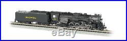 Bachmann N Scale 50951 Nickel Plate #765 Railfan Ver. 2-8-4 DCC Sound