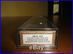 Bachmann N Scale DCC Sound 2 8 4 Berkshire Steam Nickel Plate #765 Railfan box