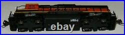 Bachmann N Scale DCC Sound-Equipped 3012 EMD GP40 Diesel Locomotive with Headlight