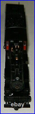 Bachmann N Scale DCC Sound-Equipped 4-6-0 UP Steam Locomotive Tender Headlight