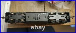 Bachmann N Scale EMD GP40 DCC With Sound NEW