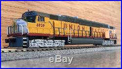 Bachmann N Scale Emd DD40AX Union Pacific 65152 DCC And Sound
