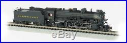 Bachmann-PRR Class K4s Post-War 4-6-2 Pacific withSound & DCC - Pennsylvania Rail