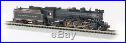 Bachmann-PRR Class K4s Pre-War 4-6-2 Pacific withSound & DCC - Pennsylvania Railr