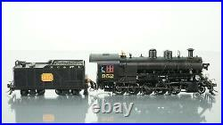 Bachmann Spectrum 2-10-0 Russian Decapod N. C. & St. L. DCC withSound HO scale