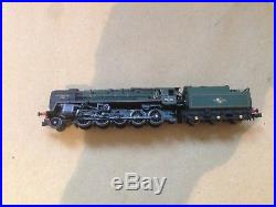 Boxed Dapol ND-090 BR 2-10-0 Evening Star Locomotice DCC with Sound. No92220