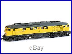 Brawa 61015 DCC+SX Sound Diesellok BR 233 DB Bahnbau Ep. VI Spur N NEU