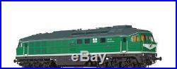 Brawa 61021 Diesellokomotive BR 232 der Wismut AG DCC Sound Spur N Neu