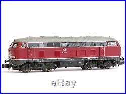 Brawa 61207 DCC + SX + Sound Diesellok V 160 DB Ep. III Spur N NEU