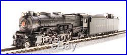 Broadway Limited 3072 N Scale M1a 4-8-2 Pre-war Prr 6743 Paragon2 Dc/dcc/sound