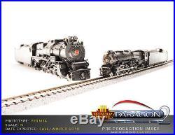 Broadway Limited 3072 Pennsylvania Railroad M1 Steam Sound/DC/DCC N scale 6743