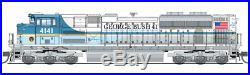 Broadway Limited #3474 EMD SD70ACe, UP #4141 George Bush N Scale Sound and DCC