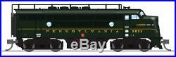 Broadway Limited 3483, N Scale, EMD F3 A/B Set, Pennsylvania PRR, DCC & Sound