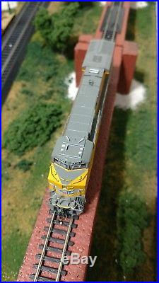 Broadway Limited #3552, N Scale, Ge Es44ac, Up #8104, Paragon 3 Sound/dcc