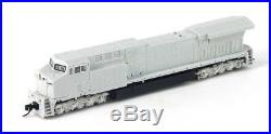 Broadway Limited 3554 N Scale GE ES44AC UP Unpainted Sound DCC ONLINETRAINSTORE