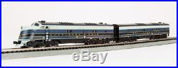 Broadway Limited 3585 N Scale EMD E6 AB Set B&O #61/61x A-unit with DCC WithSound