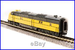 Broadway Limited 3589 N Scale EMD E6 A-unit C&NW 5006-B Route 400 DCC Sound