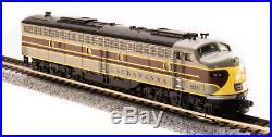 Broadway Limited 3621 N EMD E8 A-unit DLW #810 Lackawanna Railroad DCC Sound