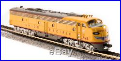 Broadway Limited 3628 N Scale EMD E9 A-unit UP #950A Yellow & Gray DCC WithSound