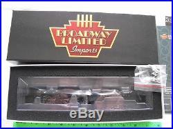 Broadway Limited 3638 DC/DCC Sound, PRR 6702 M1B 4-8-2 Steam Locomotive, N Scale